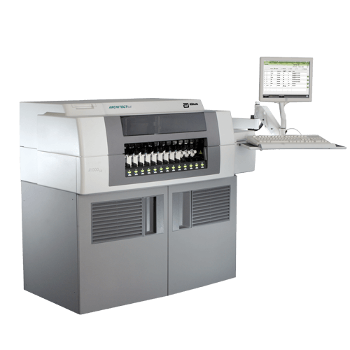 ARCHITECT I1000SR Immunoassay