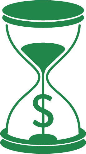 AlinIQ Inventory Management System (IMS) Hourglass Icon