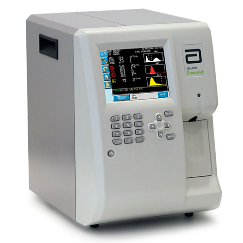 CELL-DYN Emerald 3-Part Differential Hematology Analyzer