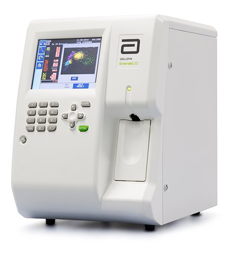 CELL-DYN Emerald 22 Small Hematology Analzer