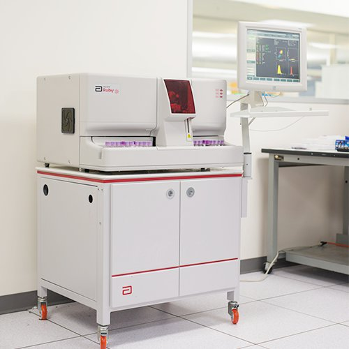 CELL-DYN Ruby Hematology Analyzer