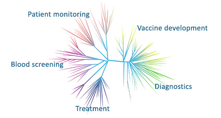 Abbott Global Viral Surveillance Program Virus Image