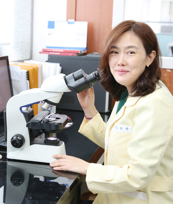 Image of Cho Kyung-ja from Korea Clinical Laboratory